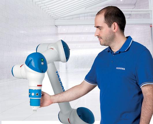 Az ember-robot együttműködés változatai, és biztonsági követelményei