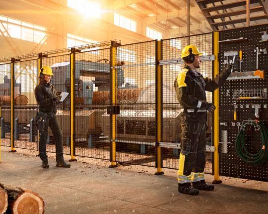 Innovatív gépbiztonság: Axelent